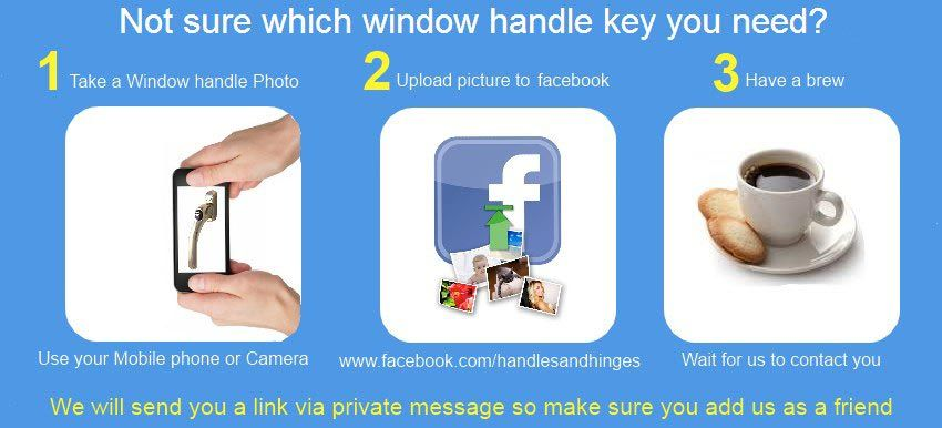 Window Handle Keys - How to choose the correct key.