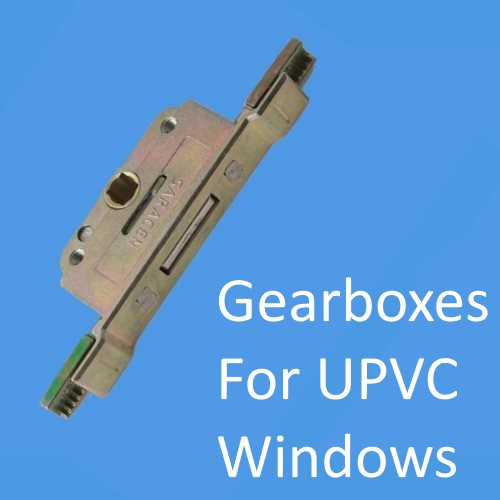 UPVC Window Lock Gearboxes